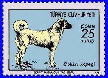 [Turkish stamp]