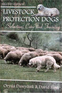 LPD Book - Livestock Guardian Dog Training Book - Sheep, Goats, other livestock training